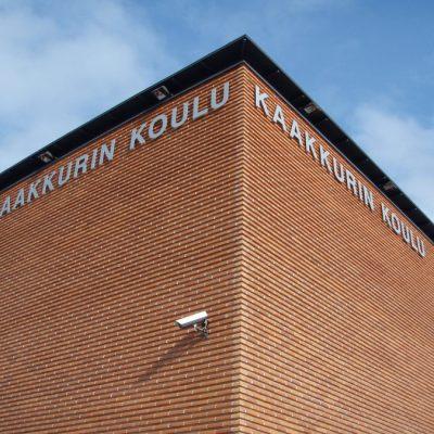 Referenssi Koulukeskus ja päiväkoti Kaakkurissa